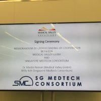 Medical Valley & Singapore Medtech Consortium 4