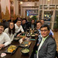 Singapore Medtech Consortium Dinner @Germany